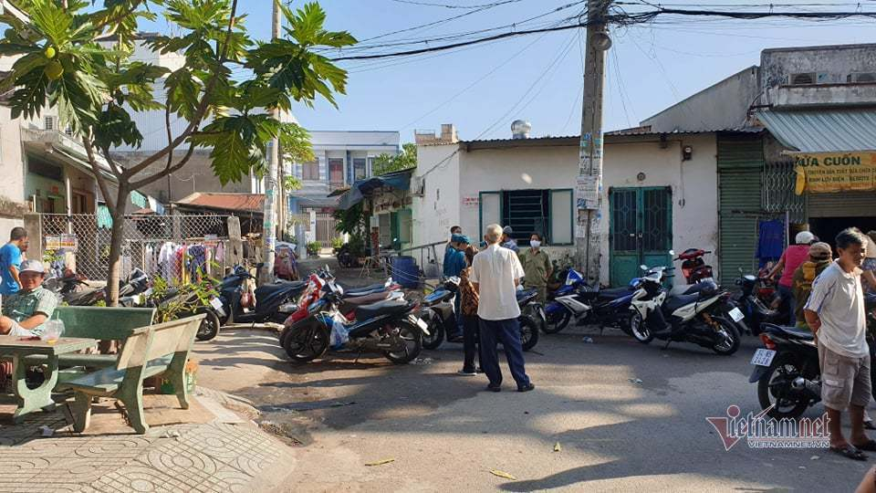 Cháy nhà trọ ở Sài Gòn, 3 người mắc kẹt tử vong