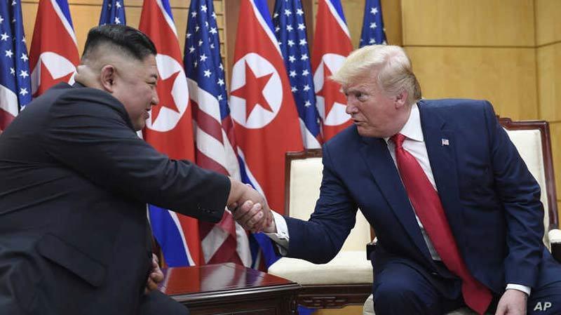 Triều Tiên thẳng thừng mổ xẻ quan hệ Trump - Kim