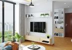Thiết kế nội thất chung cư 70m2 đẹp thời thượng, không hiểu về kiến trúc vẫn làm được