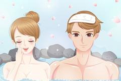 Tại sao người Nhật tắm vào buổi tối?