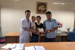Bé Nguyễn Viết Thành Lộc được ủng hộ hơn 234 triệu đồng