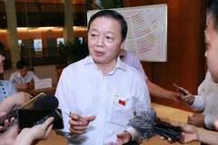Bộ trưởng Trần Hồng Hà lý giải thu phí rác thải sinh hoạt theo khối lượng