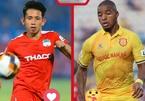 Trực tiếp HAGL vs Nam Định, Thanh Hóa vs SLNA