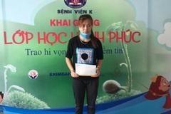 Bé Lương Đăng Khôi bị ung thư máu được ủng hộ 66 triệu đồng
