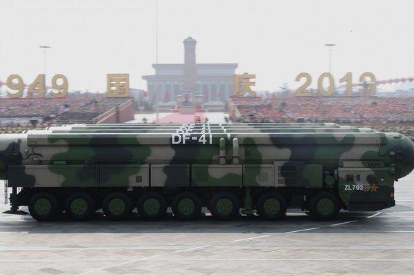 """""""Chiến trường mới"""" trong quan hệ căng thẳng Mỹ-Trung Quốc"""