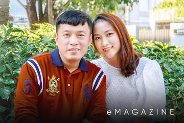 Lam Trường và vợ kém 17 tuổi đối đáp hài hước về hôn nhân