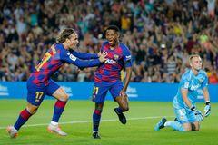 """MU đánh quả lớn tóm """"thần đồng"""" 17 tuổi của Barca"""