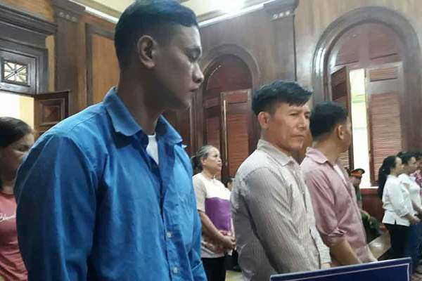 Hai mẹ con cùng lãnh án tử trong đường dây ma túy xuyên quốc gia