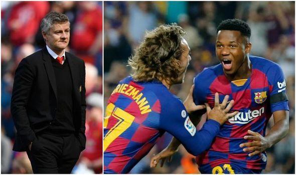 Barca xem bán Fati cho MU, Coutinho trở lại Premier League