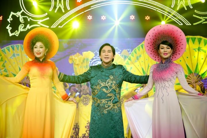 Giải cải lương Trần Hữu Trang trở lại sau 6 năm vắng bóng