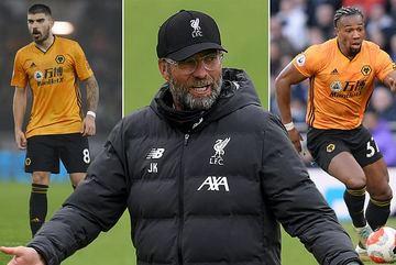 """Liverpool đánh cắp bộ đôi cực """"hot"""" của Wolves"""