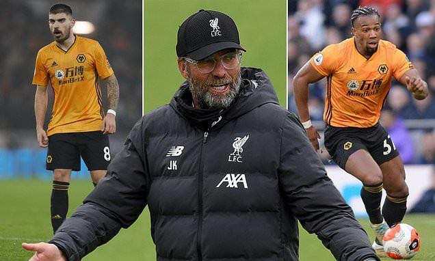 Liverpool đánh cắp bộ đôi cực 'hot' của Wolves
