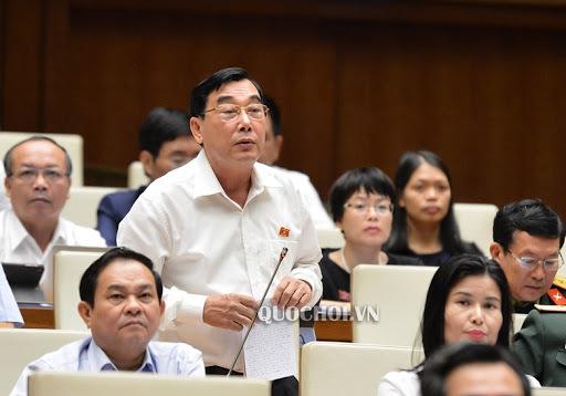 Phó Chánh án tòa cấp cao tranh luận với ĐBQH một loạt vụ án nóng