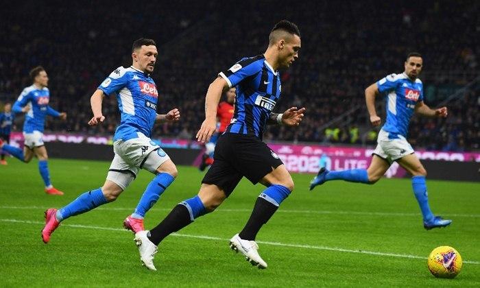 Link xem trực tiếp Napoli vs Inter Milan, 02h ngày 14/6