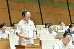 ĐBQH dẫn ý Tổng bí thư, Chủ tịch nước khi tranh luận tiếp về những vụ án nóng