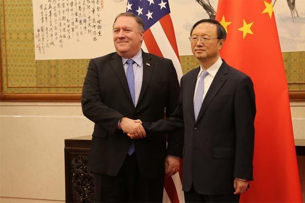 Mỹ - Trung rục rịch đàm phán tháo ngòi nổ xung đột