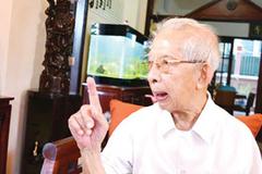 Tang lễ ông Trần Quốc Hương tổ chức theo nghi thức cấp Nhà nước