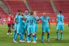 """Messi chói sáng, Barca thắng trận """"4 sao"""""""
