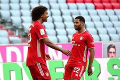 Thắng nghẹt thở M'gladbach, Bayern chạm 1 tay vào Đĩa bạc