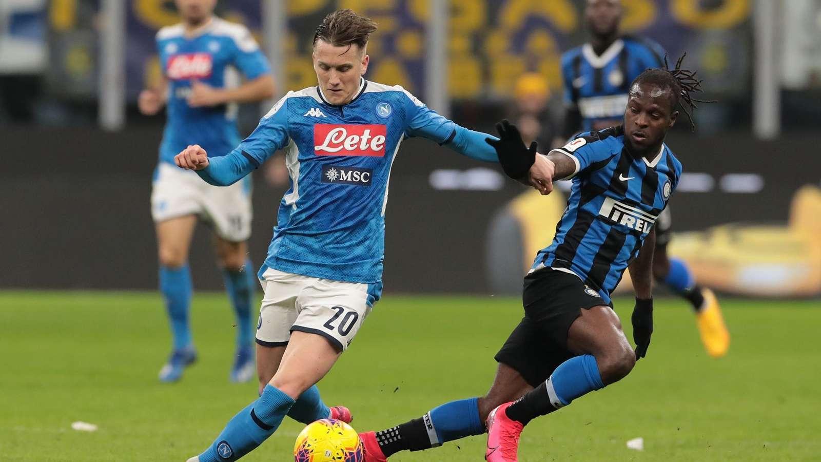 Loại Inter, Napoli tranh ngôi vô địch Cúp QG Italia với Juventus