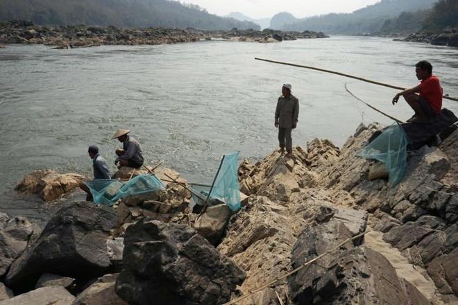 Ưu ái 'Vành đai và Con đường', Lào lo rơi vào bẫy nợ với Trung Quốc