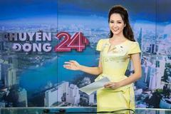 Á hậu, MC Thụy Vân: Mọi người vẫn chê tôi showbiz 'nửa mùa'