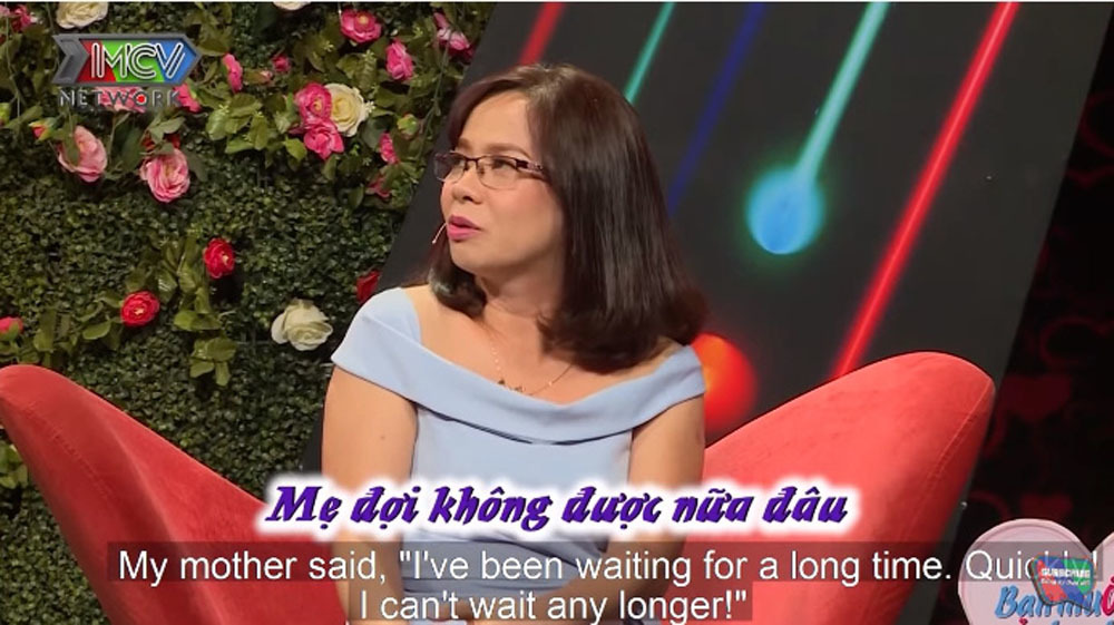 Khán giả rơi nước mắt trước lời hứa của con gái với người mẹ đã mất