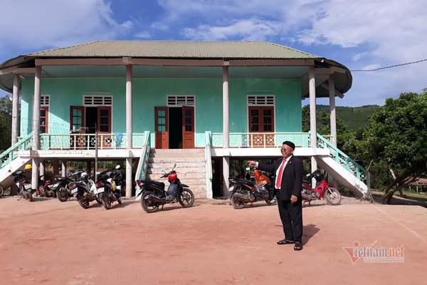 Già làng Côn Hương, người hiến hàng nghìn m2 đất không chút đắn đo