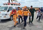 Bốn thuyền viên mất tích trên vùng biển Hải Phòng đã tử vong