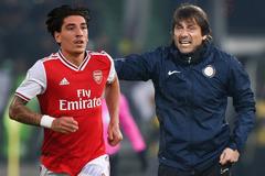 Nghe lời Conte, Bellerin bỏ Arsenal về Inter