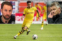"""Sancho vỡ mộng về MU vì Dortmund hành động """"cứng"""""""