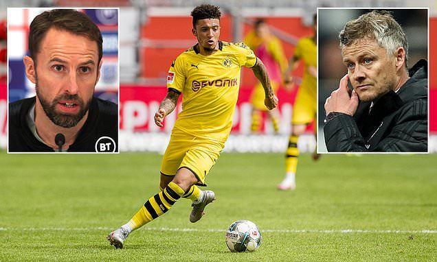 Sancho vỡ mộng về MU vì Dortmund hành động 'cứng'