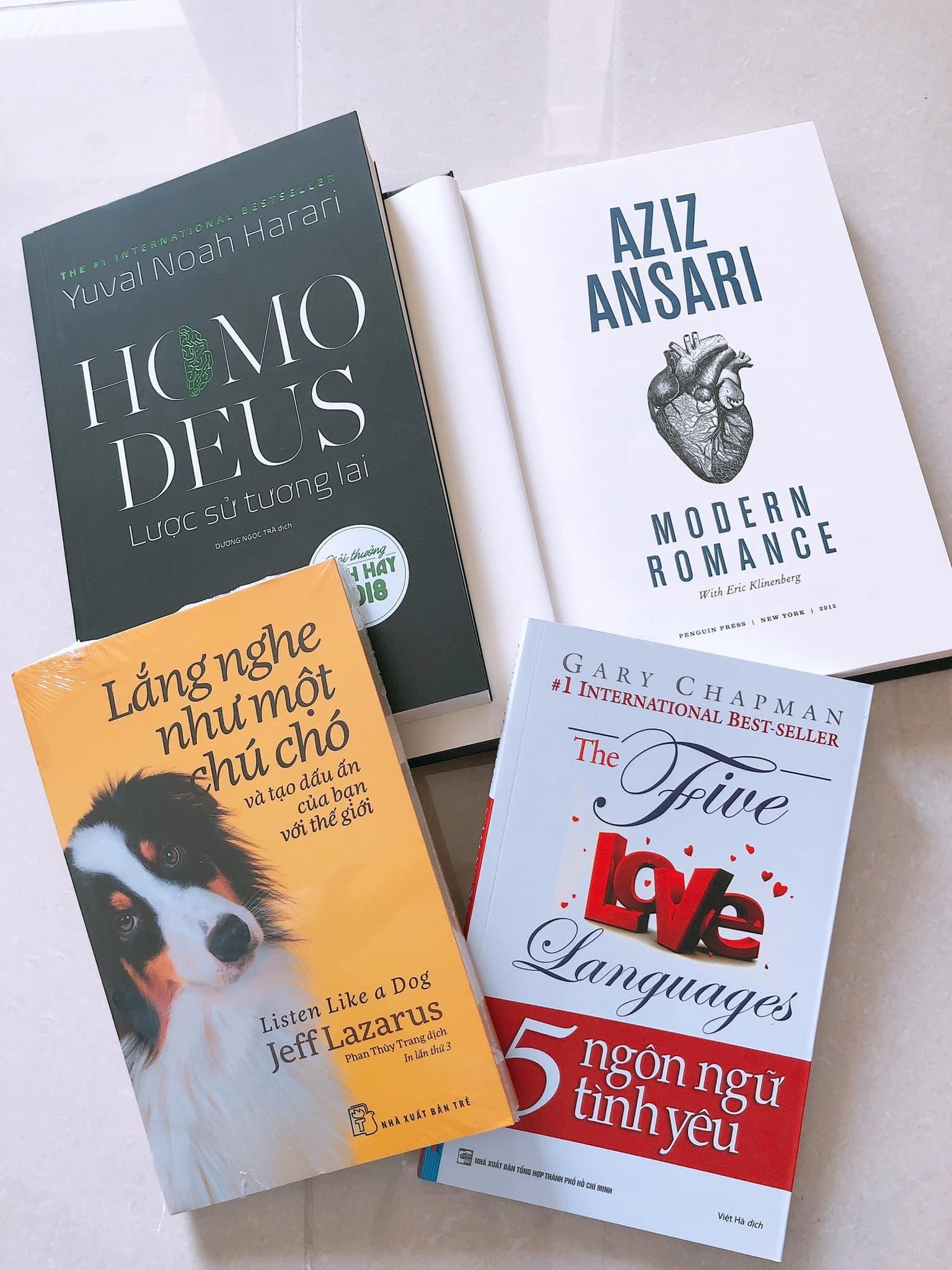 Ái Phương tìm hạnh phúc, năng lượng tích cực qua những cuốn sách