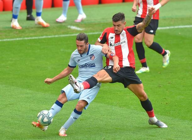 Diego Costa giải cứu Atletico trên sân Bilbao