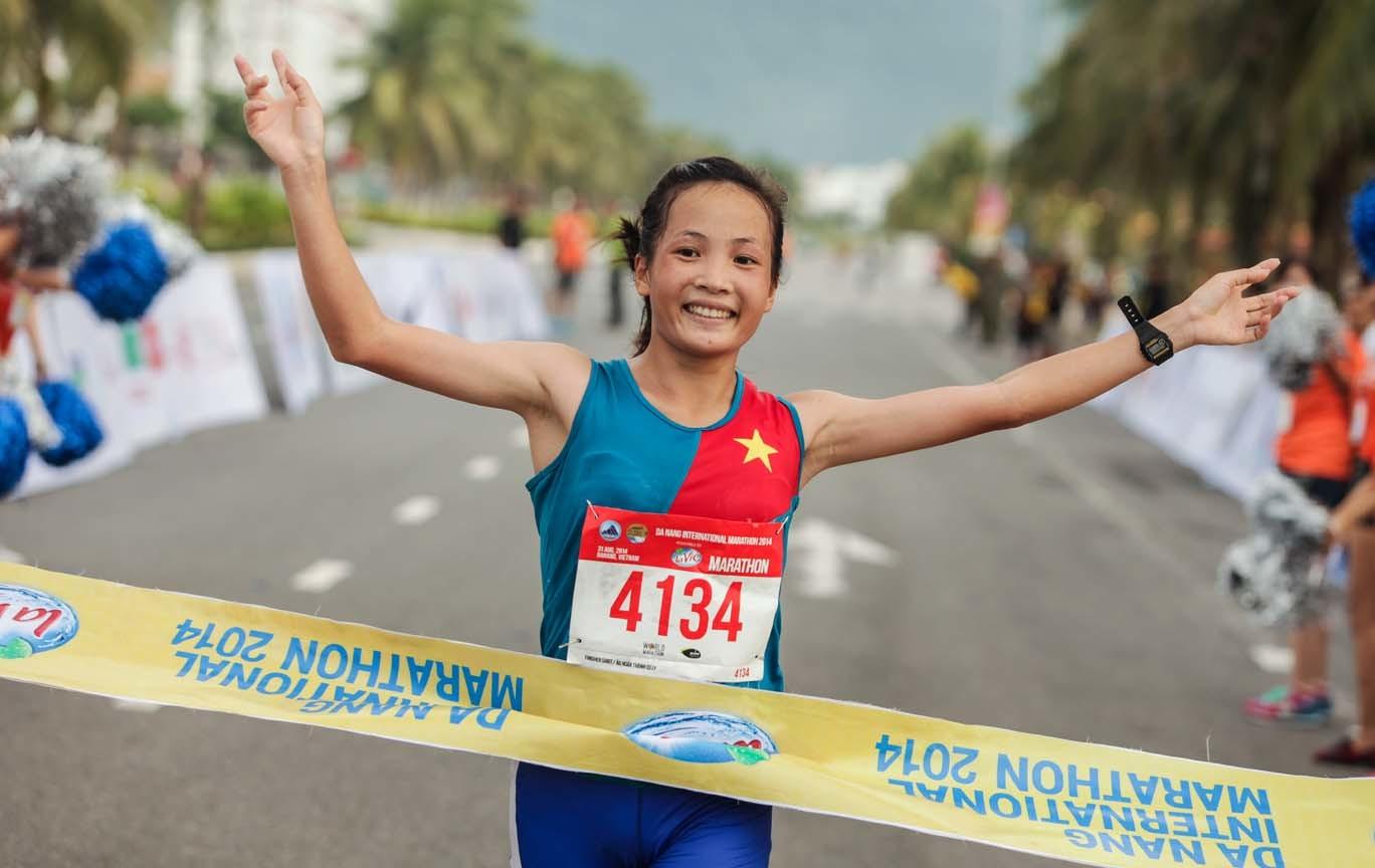 Giải marathon quốc tế Đà Nẵng 2020: Lan toả tinh thần Việt Nam