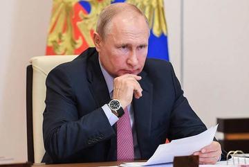 Putin lần đầu lên tiếng về bạo loạn ở Mỹ