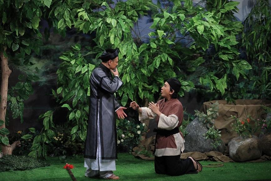 Kim Tử Long, Đan Lê ứng biến tài tình cùng đoạt giải nhất 'Ơn giời'