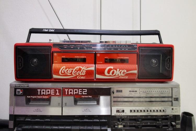 Bộ sưu tập 1.200 chiếc đài cassette độc nhất vô nhị Việt Nam