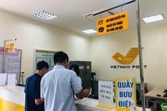 """Dịch vụ bưu chính - hành chính công: """"Điểm cộng"""" của bưu điện"""