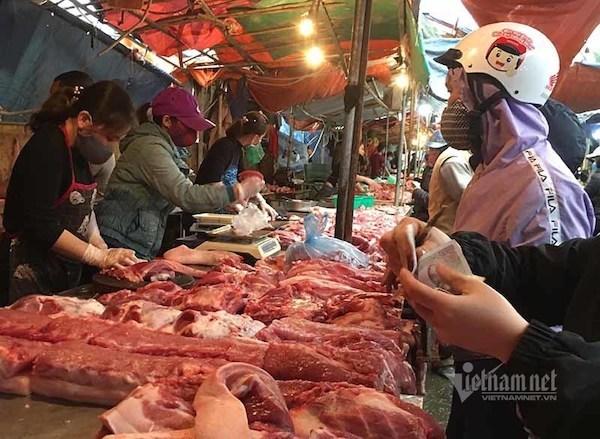 Giá thịt lợn và tư duy điều hành