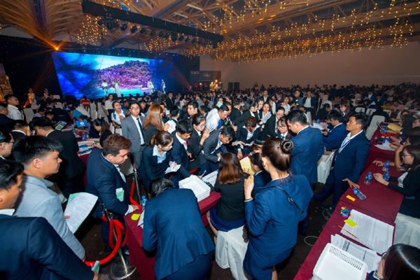 Hơn 800 khách hàng dự sự kiện ra mắt khu đô thị biển Kỳ Co Gateway