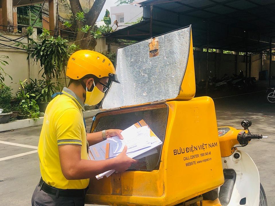 Dịch vụ bưu chính - hành chính công: Cánh tay nối dài của các sở, ngành