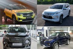 Loạt xe SUV thế hệ mới sắp ra mắt thị trường Việt Nam