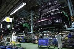 Nhà máy Honda tại Nhật phát nổ