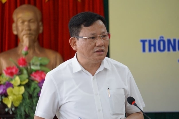Trưởng ban Quản lý khu kinh tế Nghi Sơn giữ chức Phó chủ tịch tỉnh Thanh Hóa