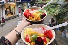 7 món ăn vặt đáng thử một lần quanh phố đi bộ Hà Nội