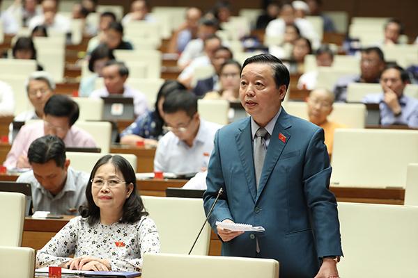 Bộ trưởng Trần Hồng Hà kêu gọi 'chống ô nhiễm môi trường như chống giặc'
