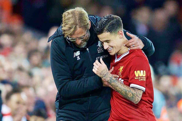 Coutinho tha thiết giảm lương để trở lại Liverpool