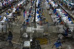 Indonesia chạy đua để thế chân Trung Quốc trong chuỗi cung ứng