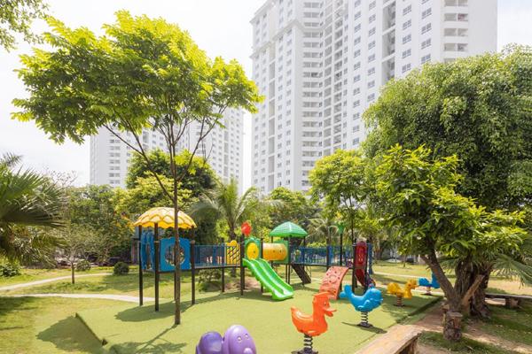 Tecco Garden - dự án chung cư 'vừa túi' cho gia đình đa thế hệ